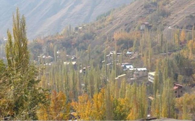 31 روستای آهار