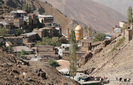 35 روستای کن تهران
