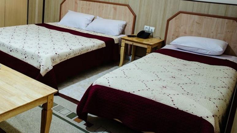 3720 هتل آرام قشم