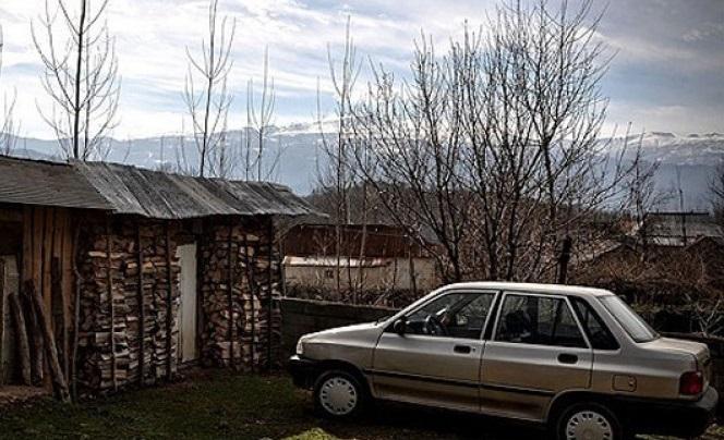 4005 روستای بورخانی