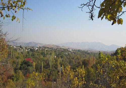 44 روستای ولیان