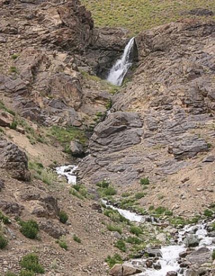 56 آبشار لالون