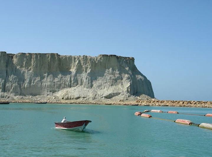 روستای ساحلی بریس