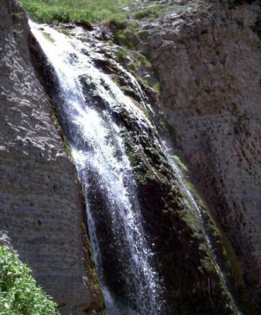316 آبشار نورالی