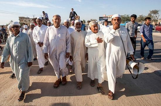 مراسم عروسی در جزیره قشم