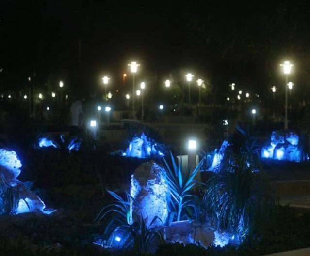 پارک شهر - جزیره کیش