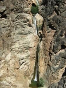 آبشار کفتر دره سده