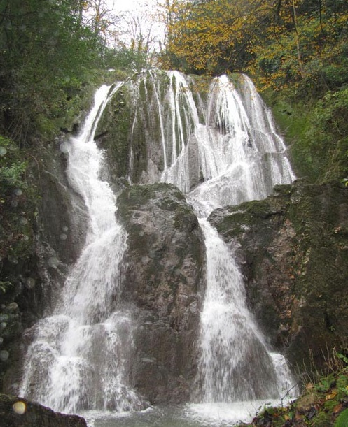 519 آبشار کلیره