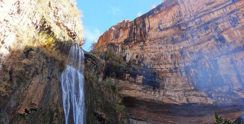 577 آبشار کول چپ