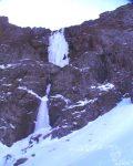 آبشار یخی نوا