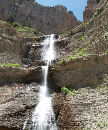 626 آبشار زو سیا