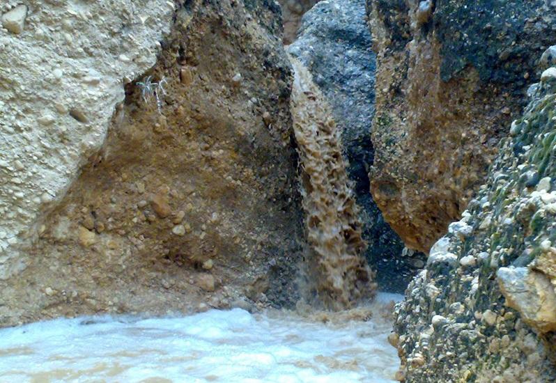 636 آبشار زیبا کوه