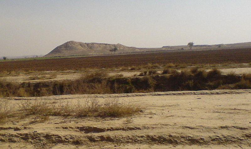 تپه های باستانی چغامیش