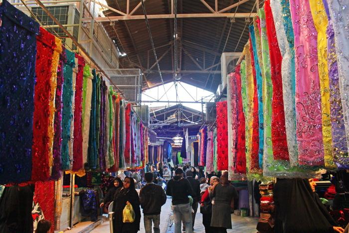 Dezful_Bazar_ghadim_Azarkish1 بازار قدیم دزفول