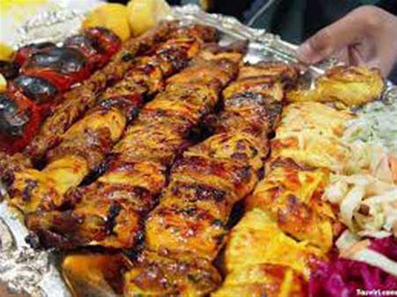 tt رستوران زیتون شیراز