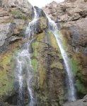 آبشار چوب بست