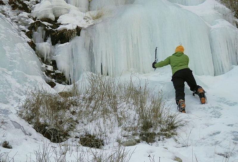 عکس های زیبا از آبشار سالوک (به آبشار جم نیز شناخته می شود)