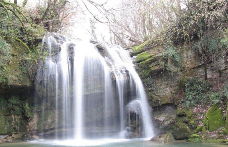 181 آبشار تیرکن ( هفت آبشار )