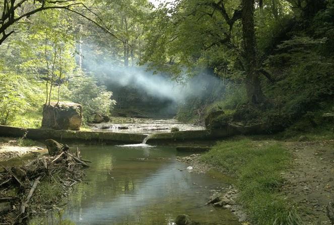 183 آبشار تیرکن ( هفت آبشار )