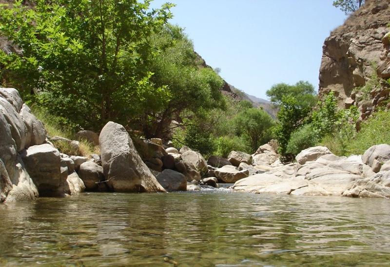 763 آبشار دربند نهران