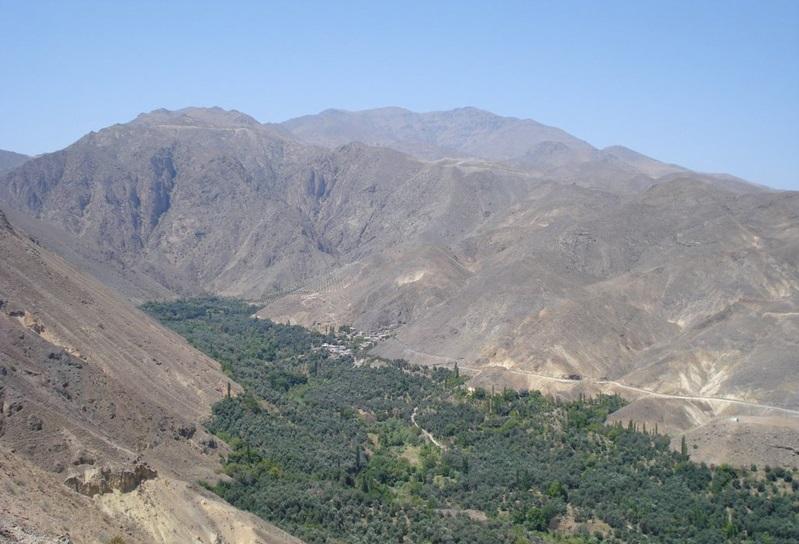 764 آبشار دربند نهران