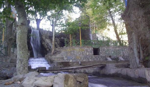 765 آبشار دررود