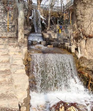 766 آبشار دررود