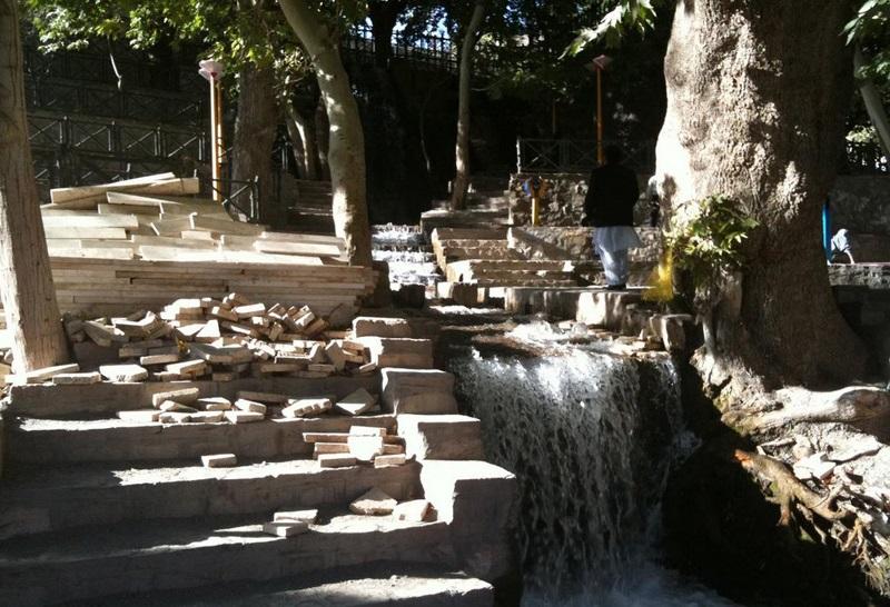 767 آبشار دررود