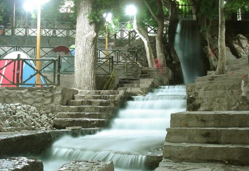768 آبشار دررود