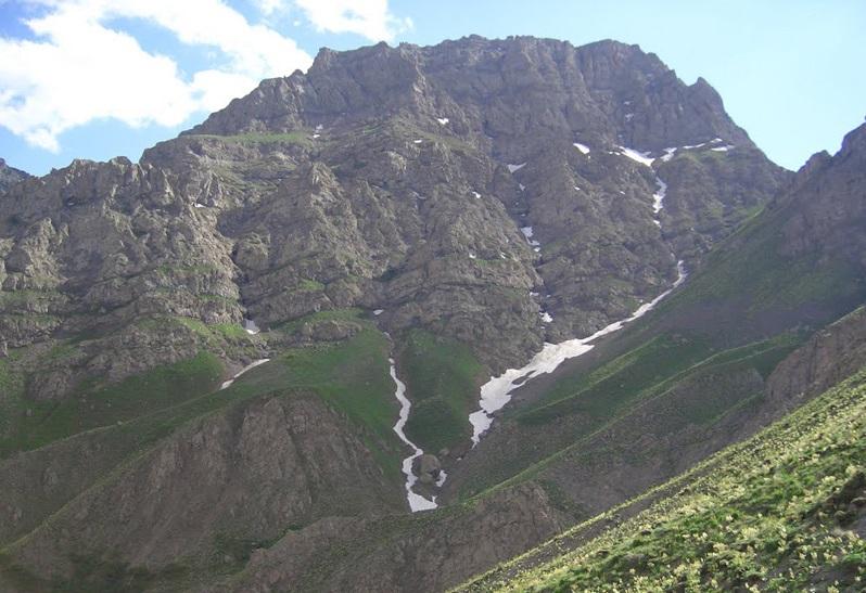 793 آبشار خشکه چال
