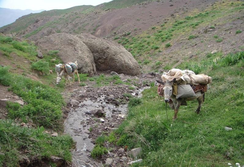 794 آبشار خشکه چال