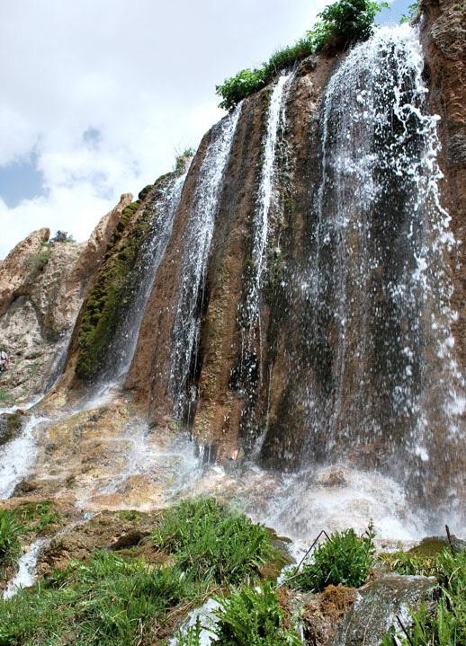 227 آبشار توف سورنگان