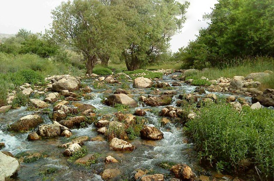 آبشار تسوج