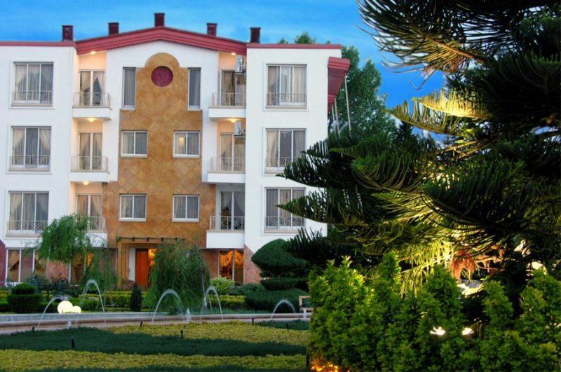 2515 هتل مروارید خزر نور