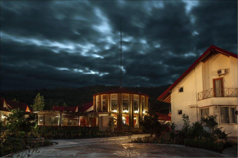 هتل ملل شاندرمن ماسال