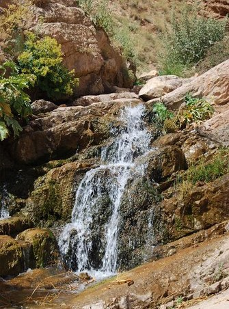 301 آبشار پیرسقا