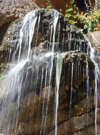 303 آبشار پیرسقا