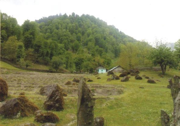 روستای كانرود کازرون