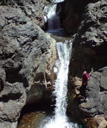 آبشار بوژان