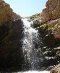 آبشار برف تنگه لار