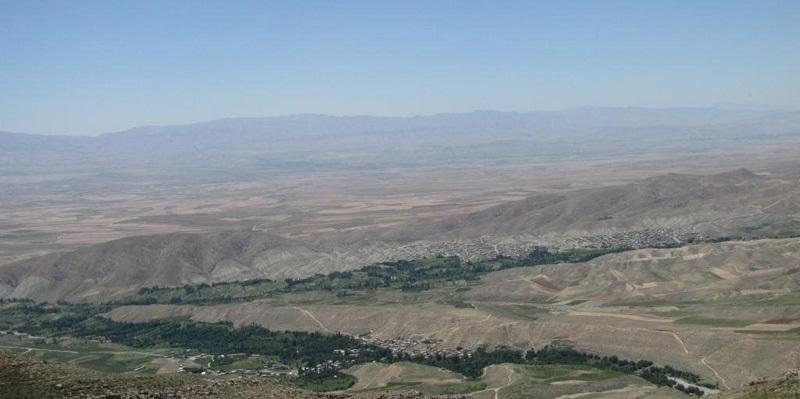 عکس های زیبای آبشار اسفجیر شهرفاروج در استان خراسان شمالی