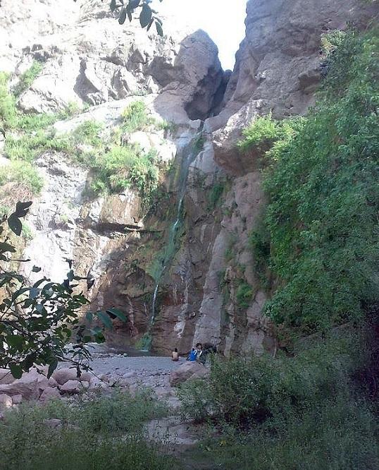 آبشار اوردیکان