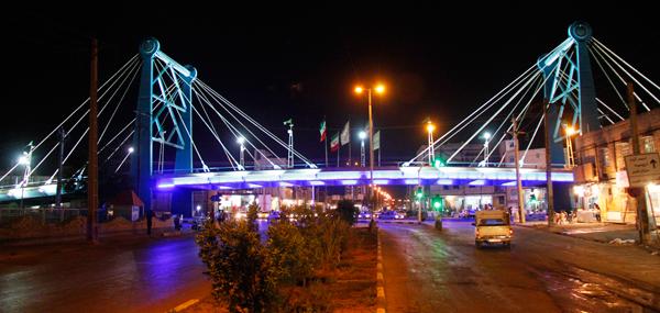 574 پل کابلی آبادان