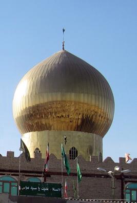 آرامگاه سید عباس آبادان