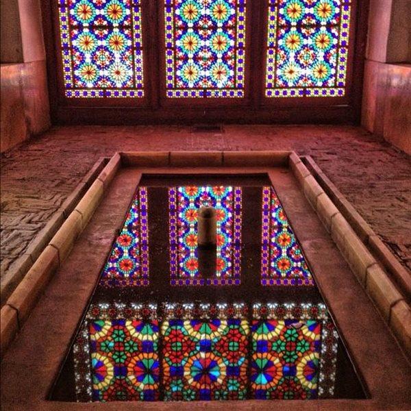 رستوران بین المللی هفت خوان شیراز