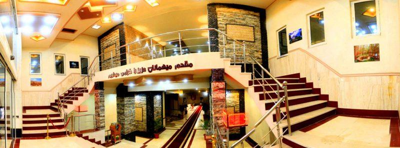 3162 هتل آفتاب اراک
