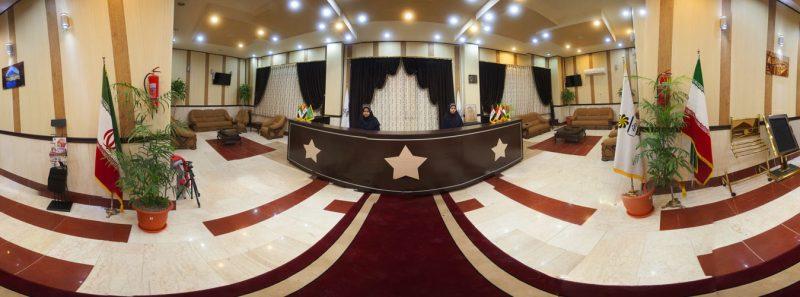 3163 هتل آفتاب اراک
