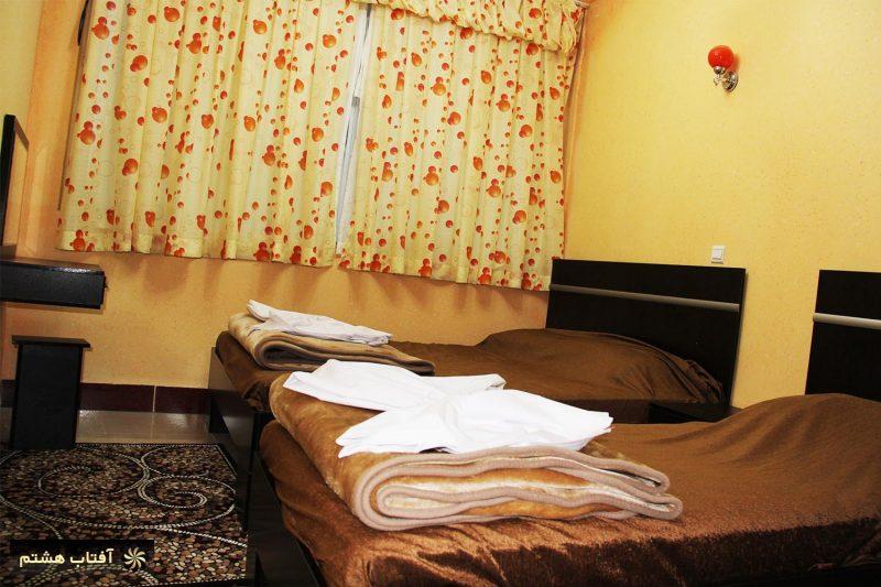 3168 هتل آفتاب اراک