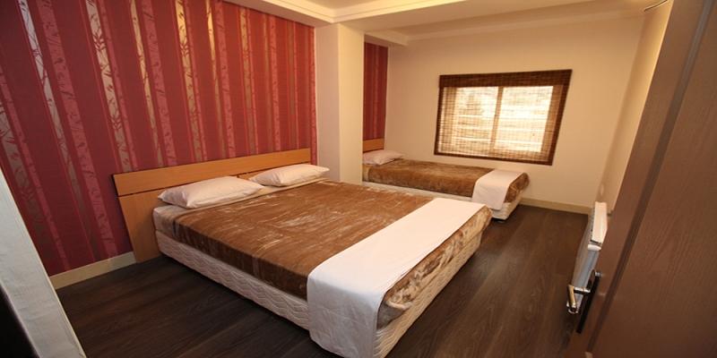 3394 هتل آپارتمان بهشت هیرکان