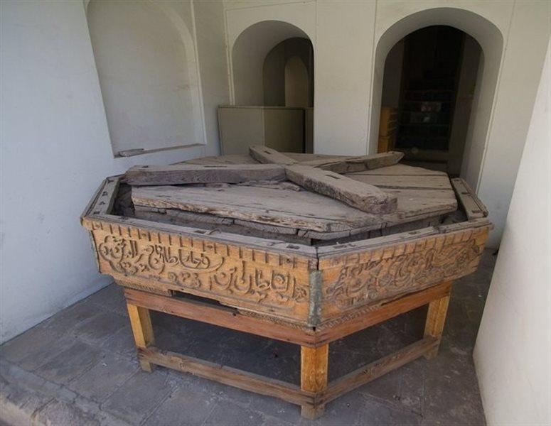 742 موزه خانه امام جمعه